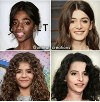 Memes, Netflix, and Shit: @unreal creations Well shit, which one of them is the prettiest girl thooo¿ finnwolfhard mikewheeler calebmclaughlin lucassinclair gatenmatarazzo dustinhenderson milliebobbybrown eleven 011 11 noahschnapp willbyers sadiesink max strangerthings netflix