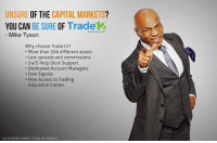 Visit Trade12's website to know more @trade12official. MikeTysonforTrade12 Trade12 Trade12 Website: www.trade12.com: UNSURE OF THE CAPITAL MARKETS  YOU CAN  BE SURE OF Trade  ast simple safe  Mike Tyson  Why choose Trade12?  More than 300 different assets  Low spreads and commissions  24/5 Help Desk Support  Dedicated Account Managers  Free Signals  Free Access to Trading  Education Center  USCITIZENS CANNOTTRADEON TRADE12. Visit Trade12's website to know more @trade12official. MikeTysonforTrade12 Trade12 Trade12 Website: www.trade12.com