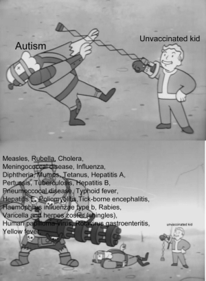 F in the chat bois: Unvaccinated kid  Autism  Measles, Rubella, Cholera,  Meningococcat disease, Influenza,  Diphtheria, Mumps Tetanus, Hepatitis A,  Pertussis, Tuberculosis, Hepatitis EB,  Pneumoccocal disease, Typhoid fever  HepatitisE Poliomyelitis,Tick-borne encephalitis,  influenzae fype b, Rabies.,  aricella and herpes zoster (shingles),  Human pap  Yellow feve  -virus, Rota virus gastroenteritis,  unvaccinated kid F in the chat bois