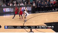 "Memes, Nba, and Kawhi Leonard: unwuhh  ALS FOSTER FRATER MICHAEL TOROSAS 17.  TONIGHT'S  SCOTT  SMITH1  ST 11:52 17 ""AND ONE!""   Have you ever heard Kawhi Leonard yell this loud?  (Via @NBA)  https://t.co/x2Qcyg3j6o"