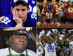 NFC East fans reacting to Jason Garrett no longer being coach of the Cowboys https://t.co/ZGj2ZEQGUN: uol  FanDuel  @NFL_MEMES NFC East fans reacting to Jason Garrett no longer being coach of the Cowboys https://t.co/ZGj2ZEQGUN