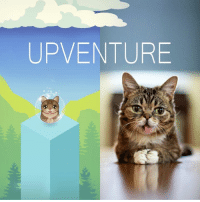 Play Upventure as Lil BUB, for free! Get it for Android or iPhone at http://smarturl.it/uvlb and earn 200 points to unlock BUB's character. The more people that play as BUB, the more money we can raise for special needs pets. We will donate 50% of generated revenue from in app purchases and ads, so enjoy the game and share with your friends!: UP VENTURE Play Upventure as Lil BUB, for free! Get it for Android or iPhone at http://smarturl.it/uvlb and earn 200 points to unlock BUB's character. The more people that play as BUB, the more money we can raise for special needs pets. We will donate 50% of generated revenue from in app purchases and ads, so enjoy the game and share with your friends!