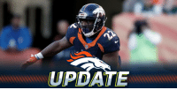 Memes, Broncos, and 🤖: UPDAT Broncos releasing RB C.J. Anderson after five seasons: https://t.co/YnebXigjtE (via @MikeGarafolo) https://t.co/Z91OiqodFE