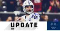 Andrew Luck, Memes, and Luck: UPDATE Andrew Luck replacing Philip Rivers in 2019 #ProBowl: https://t.co/VxF9COnxsE https://t.co/Av6nfYG6B8