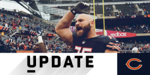 "Life, Memes, and Bear: UPDATE ""Bear for life.""  @Ky1eLong restructures contract with @ChicagoBears: https://t.co/wyNkO0PZgW (via @RapSheet) https://t.co/2GpP6V8Cib"