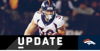 Memes, Broncos, and 🤖: UPDATE .@Broncos RB Phillip Lindsay (wrist) to miss regular season finale and #ProBowl: https://t.co/5omvrLwYm4 (via @RapSheet) https://t.co/B5yf9M5oEi