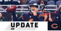 Memes, Bears, and Chase: UPDATE Chase Daniel slated to start at QB for Bears vs. Lions: https://t.co/XzVOLKQyUT (via @RapSheet) https://t.co/I3j8HmSSrl