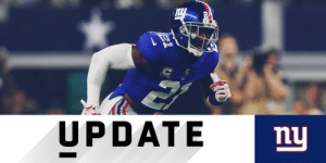 Memes, Giants, and Tagged: UPDATE  mu Giants inform Landon Collins he will not be franchise tagged: https://t.co/cLD5vUGnsI https://t.co/A7pzse5MZn
