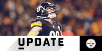Memes, Steelers, and 🤖: UPDATE  Steelers .@steelers LB @_TJWatt named to first career #ProBowl: https://t.co/PBsu97wZy1 https://t.co/OC9QVZ2r4I