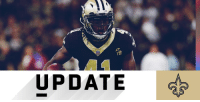 Memes, New Orleans Saints, and 🤖: UPDATE Three @Saints added to #ProBowl roster, including @A_kamara6: https://t.co/NIfjhw2oci https://t.co/wmZgJ1P0Jp