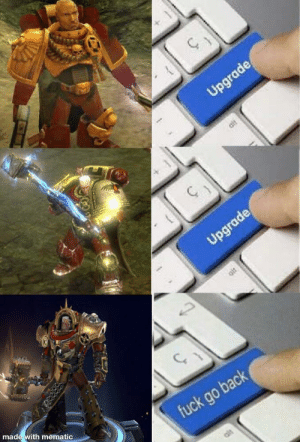 """Fuck, Ravens, and Under Siege: Upgrade  C  Upgrade  git  made with mematic  fuck go back """"I am Gabriel Angelos, Captain of the Blood Ravens. My chapter is in ruins, the sector is at war. Its worlds under siege. Chaos spreads, consumes us all. Here, we will make our final stand. Here, there will be... Retribution."""""""
