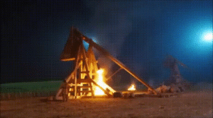 Gifs, Superior, and Engine: Upload trebuchet gifs to r/sequence to assert the dominance bof the superior siege engine
