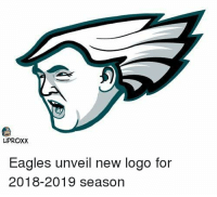 Philadelphia Eagles: UPROXX  Eagles unveil new logo for  2018-2019 season