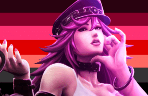 Street Fighter, Tumblr, and Blog: urfavhatesterfs:  POISON from STREET FIGHTER/FINAL FIGHT hates TERFS