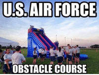 Butthurt in 3...2...1...: US AIR FORCE  OBSTACLE COURSE Butthurt in 3...2...1...