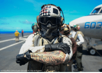 Aviation Electrician's Mate 2nd Class Lucas Mclean displays his patriotic body art aboard the aircraft carrier USSNimitz (CVN 68). Nimitz is on an underway period in the U.S. 7th Fleet area of operations. The USNavy has patrolled the Indo-Asia Pacific routinely for more than 70 years promoting regional peace and security.: US Naw/Mass Communication  3rd Class lan Kinkead) Aviation Electrician's Mate 2nd Class Lucas Mclean displays his patriotic body art aboard the aircraft carrier USSNimitz (CVN 68). Nimitz is on an underway period in the U.S. 7th Fleet area of operations. The USNavy has patrolled the Indo-Asia Pacific routinely for more than 70 years promoting regional peace and security.