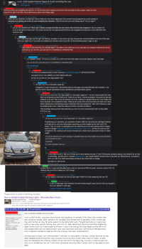 """Reddit user tries to win argument by posting a photo of his """"$75,000"""" Mercedes. Another user calls him out.: US  Rag  g the L  That idiot cyclist  instigating shit big time. Im not the driver and it made by blood boil  wh  right in the fa  retard  ng? N  happe  just pa  stopping and getting  the car and escalating the situation. What the fuck are you even talking about? Are you high??  Are y  Th  fuck  d light  d that  otorist  stopped  did  rd. The cycl  hed th  ed by  g like a whiny littl  h that  owns the road.  p. Bicyc  to th  h yo  idiot  l dont  need to take bikes like you retarded plebs. I can afford a car unlike you so you can take your peasant mobile as far as you  artbeat so remember that  can mow your ass  Lol, """"p  my Crossrip  beater you'  to Sta  You think your peasantmobile is worth more than my  LMFAOOOOO  Just goes to show how pathetic you biker babies really are  So how do you like my """"duct tape be  huh?  Oh man! You own a mid upper range box  feel  pend disp  status symbol  g a p  Oh  pe beater  s poor but lies and  my all fig  ut than BAM  What did  think  nt pretends to be rich? Nah lm just an asshole who loves rubbing it in people  h bett  ed to th  et wh  Eurotrash  of lyi  ut tra  ng th  te """"Am  rts"""". M  his stuttering a  when linked him albums of all the countries lve been in.  That pointless status symbol ts idiots like you know im more important than them so they better  GTFO my way  Oh so now we went from """"duct tape beater"""" to """"mid u  range bo  Considering your username, your ignorance of basic traffic law (bicycles are road-legal vehicles  you'll get over it), and your s  itty posts.  assuming youdrive a taped up box isn't much of  stretch. T  that you'  posting  found on Google  guys  compared to me. unless you're not poor because  u choose not to piss away money on metal  s how much better and more important I  pared to th  Eurotrash  portant  Funny thing  00 pictu  nly rented it for  or thing.  Just like even ifl upload a  re you woul"""