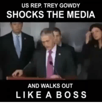 I like Trey Gowdy, i thinks he's one of the few good politicians . . . . . Conservative America SupportOurTroops American Gun Constitution Politics TrumpTrain President Jobs Capitalism Military MikePence TeaParty Republican Mattis TrumpPence Guns AmericaFirst USA Political DonaldTrump Freedom Liberty Veteran Patriot Prolife Government PresidentTrump Partners @conservative_panda @reasonoveremotion @conservative.american @too_savage_for_democrats @raging_patriots @keepamerica.usa -------------------- Contact me ●Email- RaisedRightAlwaysRight@gmail.com ●KIK- @Raised_Right_ ●Send me letters! Raised Right, 5753 Hwy 85 North, 2486 Crestview, Fl 32536 (Business address, i do not live in Crestview): US REP. TREY GOWDY  SHOCKS THE MEDIA  AND WALKS OUT  LIKE A BOSS I like Trey Gowdy, i thinks he's one of the few good politicians . . . . . Conservative America SupportOurTroops American Gun Constitution Politics TrumpTrain President Jobs Capitalism Military MikePence TeaParty Republican Mattis TrumpPence Guns AmericaFirst USA Political DonaldTrump Freedom Liberty Veteran Patriot Prolife Government PresidentTrump Partners @conservative_panda @reasonoveremotion @conservative.american @too_savage_for_democrats @raging_patriots @keepamerica.usa -------------------- Contact me ●Email- RaisedRightAlwaysRight@gmail.com ●KIK- @Raised_Right_ ●Send me letters! Raised Right, 5753 Hwy 85 North, 2486 Crestview, Fl 32536 (Business address, i do not live in Crestview)
