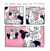 Me as a mom (By @bhaist): US WHEN OUR KIDS GO TO PROM  loo  5 SAY CHEESE  LIL' BIT TO THE RIGHT  CO  BEN HAI ST  B HAIST  Buzz FEED Me as a mom (By @bhaist)