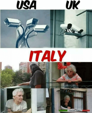 Old school surveillance. by InfidelCastrato MORE MEMES: USA  UK  ITALY  ITALIAN FAMILY Old school surveillance. by InfidelCastrato MORE MEMES