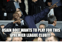 """bestfootballjokes Bolt: """"I want to join this football club.."""" 😱🔥 Find Out Who.. 😳 ➡️ [LINK IN @bestfootballjokes BIO] ⬅️: USAIN BOLTWANTS TO PLAY FOR THIS  PREMIER LEAGUE CLUB!!! bestfootballjokes Bolt: """"I want to join this football club.."""" 😱🔥 Find Out Who.. 😳 ➡️ [LINK IN @bestfootballjokes BIO] ⬅️"""