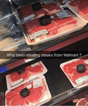 Y'all stealing steaks now?? by Aidens-mommy FOLLOW 4 MORE MEMES.: USDA IN ECTED  USDA INSPECTED  Who been stealing steaks from Walmart?  UsD  USDAPECTED  Tyson stow Y'all stealing steaks now?? by Aidens-mommy FOLLOW 4 MORE MEMES.