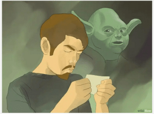 Use the N - Word pass, you must.: Use the N - Word pass, you must.