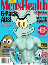 SpongeBob, Aang, and Beats: USEFUL  6-Pack A  Abs!  The Guaranteed  28 Day Plan  OO  Lose Weight  Forever  OSemple aanges  EndBack Pain  BoostYour  Immunity  The Natural Way  Build  Muscle  Fast  Ways  to Beat  Diabetes  SEX  Try This  Trick  Ton