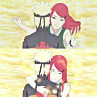 Anime, Birthday, and Love: ushina.officiali Because it is her birthday I am just going to post Kushina's edits today❤ When is your birthday? kushina love anime boruto naruto japan mom mother son
