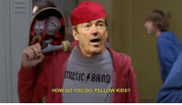 Rand Paul Right Now: USIC BAND  HOW DO YOU DO, FELLOW KIDS? Rand Paul Right Now