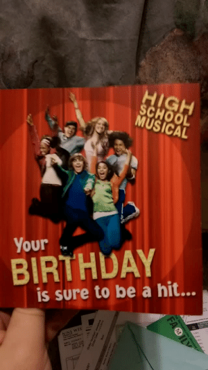 littlexfairytale:deanismypatronass:found an old birthday card  please destroy it in the fires of mount doom            : USICAL  Your  BIRTHUAY  is sure to be a hit...  NI littlexfairytale:deanismypatronass:found an old birthday card  please destroy it in the fires of mount doom