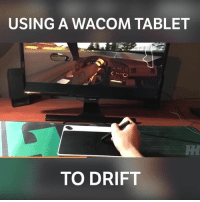 Driving, Memes, and Tablet: USING A WACOM TABLET  IH  TO DRIFT This is the ultimate driving simulator 👌 📹:@geo.baz . . carmemes jdm turbo boost tuner carsofinstagram carswithoutlimits carporn instacars supercar carspotting supercarspotting stance stancenation stancedaily racecar blacklist cargram carthrottle drift itswhitenoise