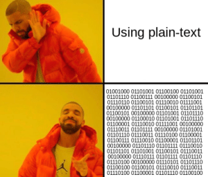 Reddit, Text, and Binary: Using plain-text  01001000 01101001 01100100 01101001  01101110 01100111 00100000 01100101  01110110 01100101 01110010 01111001  00100000 01101101 01100101 01101101  01100101 00100000 01101001 01101110  00100000 01100010 01101001 01101110  01100001 01110010 01111001 00100000  01110011 01101111 00100000 01101001  01101110 01110011 01110100 01100001  01100111 01110010 01100001 01101101  00100000 01101110 01101111 01110010  01101101 01101001 01100101 01110011  00100000 01110111 01101111 01101110  01110100 00100000 01110101 01101110  01100100 01100101 01110010 01110011  01110100 01100001 01101110 01100100 Comments better be in binary