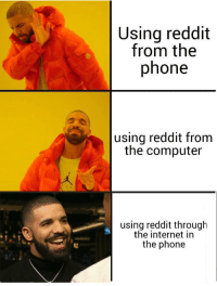 """Dank, Internet, and Meme: Using reddit  from the  phone  using reddit from  the computer  using reddit through  the internet in  the phone <p>They are gods my brother via /r/dank_meme <a href=""""https://ift.tt/2JwZi9u"""">https://ift.tt/2JwZi9u</a></p>"""