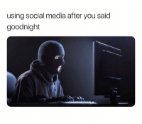 May the 4th be with you: using social media after you said  goodnight May the 4th be with you