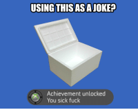 Not sure why how they think a three-day old murder is funny.          -Comrade-: USING THISASAJOKEP  Achievement unlocked  You sick fuck Not sure why how they think a three-day old murder is funny.          -Comrade-