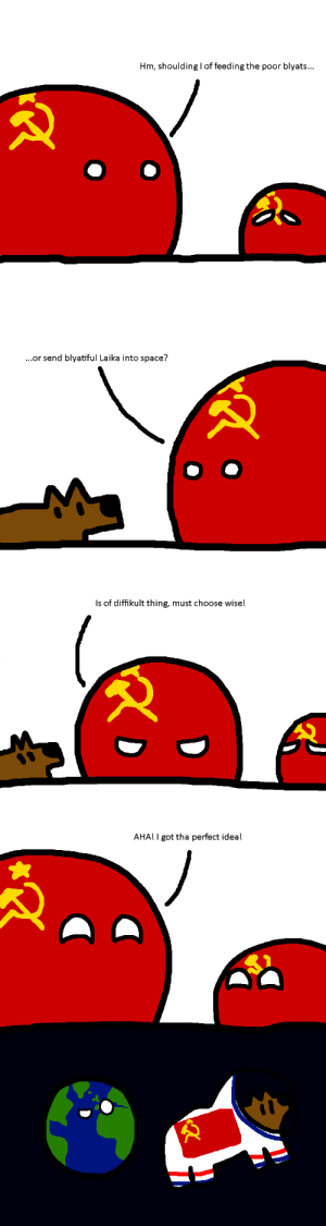 USSR no food, give historically inaccurate upvote.: USSR no food, give historically inaccurate upvote.