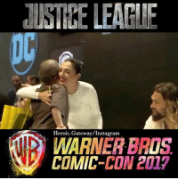 Instagram, Love, and Memes: USTIRE LEARIE  Heroic.Gateway/Instagram  WARNER BROS  COMIC-CON 2017 Spread Love and Optimism. JusticeLeague JoinTheLeague UniteTheLeague SanDiegoComicCon2017 dccomics warnerbros dccinematicuniverse dcextendeduniverse dceu dcfilms ManofSteel BatmanvSuperman DawnofJustice SuicideSquad WonderWoman JusticeLeague Aquaman TheBatman GothamCitySirens TheFlash Nightwing Batgirl Cyborg GreenLanternCorp heroic_gateway @wbpictures @heroic.gateway - . . . . . -Make Sure to Give this Post a LIKE and be so kindly Leave your thoughts and comments below. Make sure to turn on Accounts Post-Notification for more of our Daily Awesome DCEU posts.