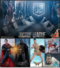 Another One, Batman, and Head: USTRE LEAFIE  @WONDERVAUGHN  B ATMAN SUPERMAN  MANO HOT TOYS & the DCEU 1-6 scale collectible figures * Man of Steel Batman v Superman Suicide Squad Wonder Woman Justice League * PLEASE NOTE: In the Justice League teaser image you can see they will feature Batman's regular suit plus another one with his tactical armor. * PRICING: Hot Toys individual figures range in price from $240 - $270. It depends on the additional accessories it comes with (extra head mold, hands, weapons, light-up feature, etc.). * HEIGHT: Approximately 12 inches or 30 centimeters *** @hottoyscollectibles @gal_gadot @benaffleck @henrycavill @jaredleto @margotrobbie @suicidesquadmovie @batmanvsuperman @wonderwomanfilm @prideofgypsies @sideshowcollectibles unitetheleague benaffleck brucewayne galgadot dianaprince jasonmomoa arthurcurry ezramiller barryallen rayfisher victorstone henrycavill clarkkent manofsteel thedarkknight hottoys sideshowcollectibles harleyquinn