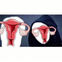 Uterus: I didn't bleed all day yesterday, she thinks her period ended already so she's wearing cute panties  Also uterus: Surprise her https://t.co/5jWScMPCHo: Uterus: I didn't bleed all day yesterday, she thinks her period ended already so she's wearing cute panties  Also uterus: Surprise her https://t.co/5jWScMPCHo