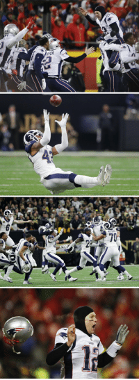 Memes, Best, and Images: UYER   PATR The BEST photos from Championship Sunday! #APPhoto  (via @AP_Images) https://t.co/ntovgL4SLt