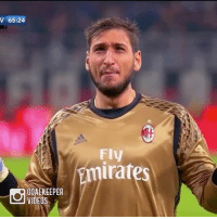 Memes, Juventus, and Irate: V 65:24  MQ GOALKEEPER  VIDEOS  Fly  irates 17 year old goalkeeper Gigi Donnarumma making a crucial save in the last seconds of the game vs Juventus 😵
