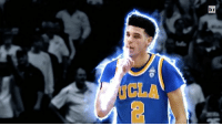 Lonzo Ball is ready to take over in March (➡️ @wilsonbasketball): V135 Lonzo Ball is ready to take over in March (➡️ @wilsonbasketball)