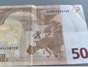First look at the new 50 Euro note after Brexit (2019): V60944458729  44458729  50 First look at the new 50 Euro note after Brexit (2019)