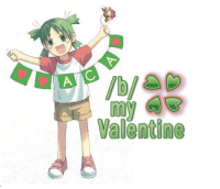 To the nicest and least problematic r/4chan mod /u/anotherclosetatheist: Valentine To the nicest and least problematic r/4chan mod /u/anotherclosetatheist
