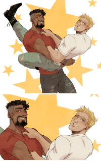 "America, Mood, and New York: valeriekeefe:  libertarirynn: fluorescent-air-fresheners:  libertarirynn:  daddyschlongleg:   i was in the mood for some r76 c; can be a really young R76 before everything or an AU, take your pick    if you like what I do, consider buying me a coffee. ♥commissions     Until I saw the overwatch tags I honestly thought this was fan art of cap and killmonger and I was like ""well there's a ship I haven't seen yet…""  I thought this was Tony Stark and Captain America actually but Killmonger and Cap….  (AU where T'Challa was able to explain things to Killmonger and they arrived at a peaceful solution) Killmonger: Hey, cuz, did I tell you I got a date to you and Nakia's wedding? T'Challa: That is wonderful, cousin. I am glad to see you adjusting so well to things. Killmonger: Yeah we met last time I was in New York. Turns out he's a vet, too. We hit it of trading war stories. Knows a lot about Wakanda too, even has a little vibranium. T'Challa: *raises brow* Oh? That is rather strange… Killmonger: He should be here soon. Says he's got a buddy that's been hanging out with Shuri and he was wanting to catch up with them before the wedding. Oh hey, there he is! Cap: Uh… hey T'Challa. I was gonna say something earlier… T'Challa: …This is unexpected.  Again, I don't understand why Cap isn't fighting for Regime Change in this fic but… I dunno, you do you.  That's the next chapter."