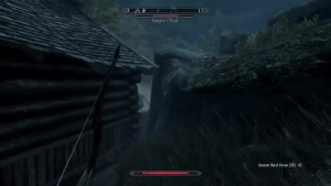 thosevideogamemoments:    Excuse me, sir. Do you have a minute?: Vampire's Thrl  Ancient Nord Arrow (20)Q thosevideogamemoments:    Excuse me, sir. Do you have a minute?