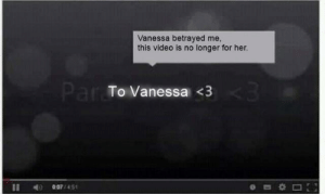 Video, Irl, and Me IRL: Vanessa betrayed me,  this video is no longer for her  To Vanessa <3  00745  II Me irl