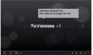 Video, MeIRL, and Her: Vanessa betrayed me,  this video is no longer for her.  Par To Vanessa <3  007/451 meirl