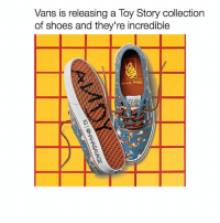 Instagram, Shoes, and Toy Story: Vans is releasing a Toy Story collection  of shoes and they're incredible I need a pair ASAP Omf.. After all, I am the only Damn Daniel of Instagram account owners
